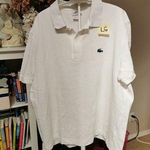 Mens Vintage Lacoste Xl Shirt